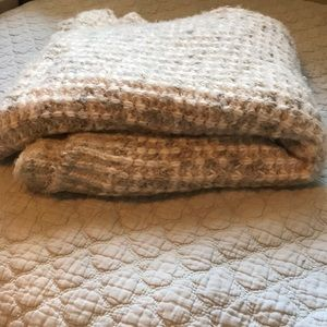 Super soft and cozy throw, Pier 1 Imports